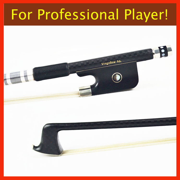 ФОТО NICE Weave Pattern Carbon Fiber Viola Bow Pernambuco Performance POWERFUL and SWEET Tone for PROFESSIONAL Players!