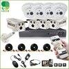 1200TVL Surveillance CCTV System 8CH CCTV DVR With 960H CMOS IR Cameras Security System With IR