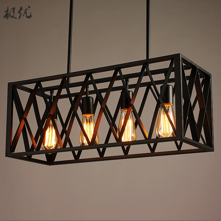 Işıklar ve Aydınlatma'ten Kolye ışıkları'de Vintage kasnak kolye ışıkları loft tarzı ışık mutfak yemek odası lampara aydınlatma armatürleri İskandinav retro ışık örümcek kolye lamba