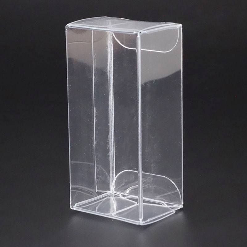 20PCS For 1:64 Model Car Toy Display Box Plastic Storage Holder Clear Box Case