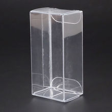 20PCS for 1:64 Model Car Toy Display Box Plastic Storage Holder Clear