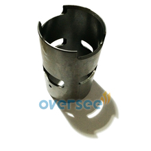 11212-93131-00 Cylinder Liner sleeve (D59MM) For SUZUKI DT9.9 DT15 9.9HP 15HP Outboard boat engine motor brand aftermarket parts
