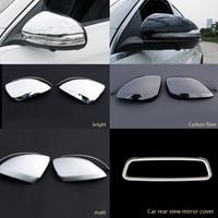 mirror electroplating rear mirror cover for BMW E60 E61 E63 E64 04 08 L+R