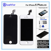 100 AAA High Quality Screen For IPhone 6 Plus LCD Replacement Display Touch Digitizer Screen Assembly