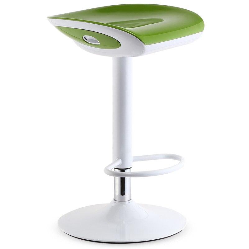 1B Bar Lift Chair High Stool European Modern Minimalist High Stool Front Bar Table Chair Beauty Stool Chair