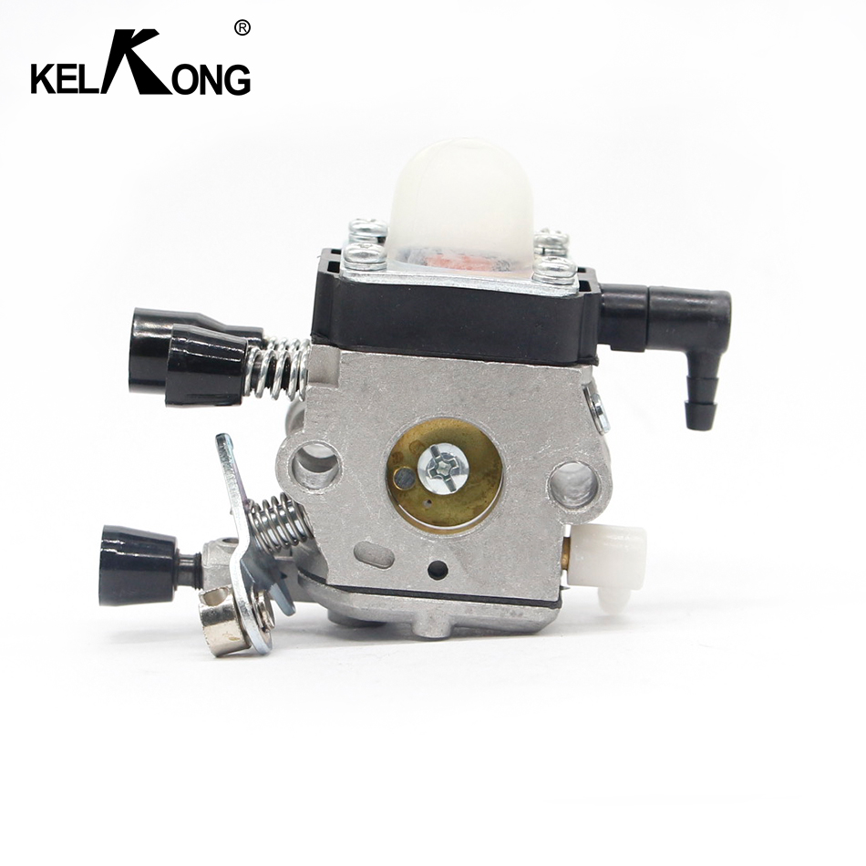 KELKONG <font><b>Carburetor</b></font> <font><b>For</b></font> <font><b>Stihl</b></font> <font><b>FS38</b></font> <font><b>FS45</b></font> FS46 FS46C FS55 FS55R KM55R Replace C1Q-S97A Carb Chainsaw image