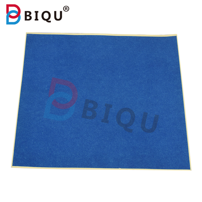 10pcs 3D Printer Heating Bed <font><b>heatbed</b></font> Blue High temperature Tape 200mmx200mm 300mmx300mm with Rubber Adhesive Material Paper image