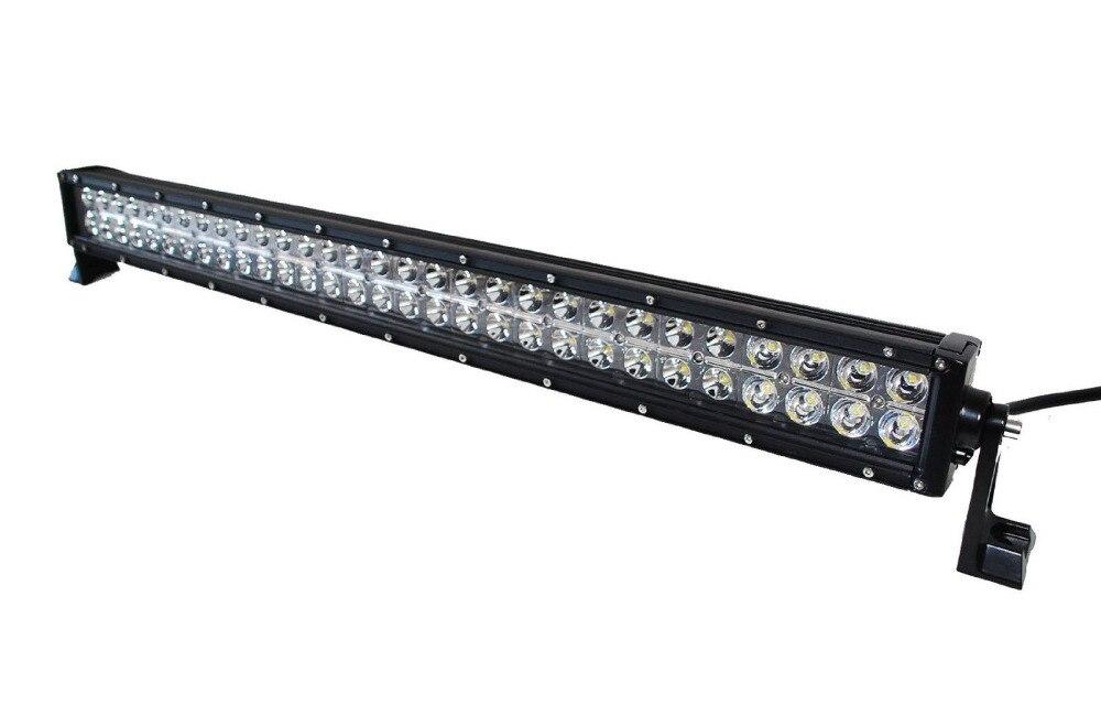 1Pcs 32Inch Car LED Work Light 180W Led Light Bar Off-road Light Bar Flood Spot Combo Beam Driving Boat Lamp Car Truck SUV ATV