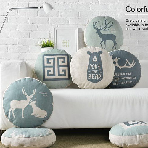 Online Get Cheap Grey Couch Pillows Aliexpresscom Alibaba Group