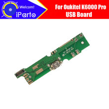 5.5 inch Oukitel K6000 Pro USB Board 100% New Original USB Charge Board Repair Replacement For K6000 Pro.(China)