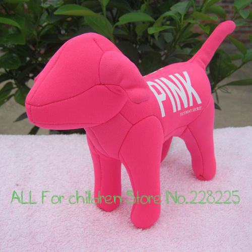 Cloth Toys Victoria S Secret Pink Dog Child Toys Baby Toys Ping