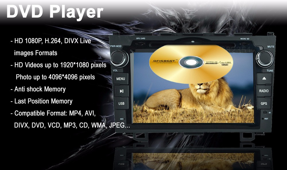 Cheap Android 8.1 Car DVD Player for JEEP COMMANDER/GRAND CHEROKEE  with Radio WiFi 2