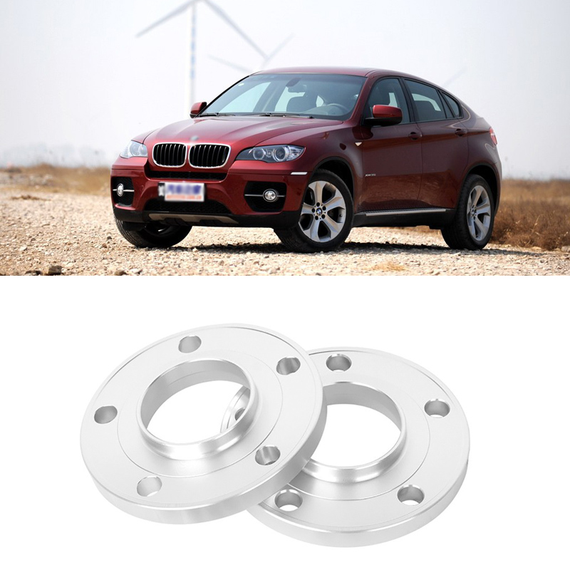 2PCS 5x120 74.1CB Aluminum Centric Wheel Spacers Tire Adapters Rims Flange Hubs For BMW X5 2007+/ X6 2008+ колесные диски wiger wg 0319 bmw 7x17 5x120 d72 6 ет38 mgm