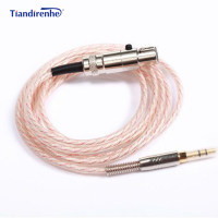 Upgraded Audio Cable For AKG Q701 K702 K267 K712 K141 K171 K181 K240 K271MKII K271 Headphones