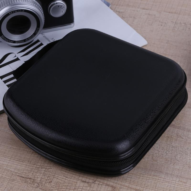ALLOYSEED 38pcs CD DVD Disc Storage Holder Carry Case Organizer Sleeve Wallet Cover Bag Box DVD Storage Album CD Box Cases Bags