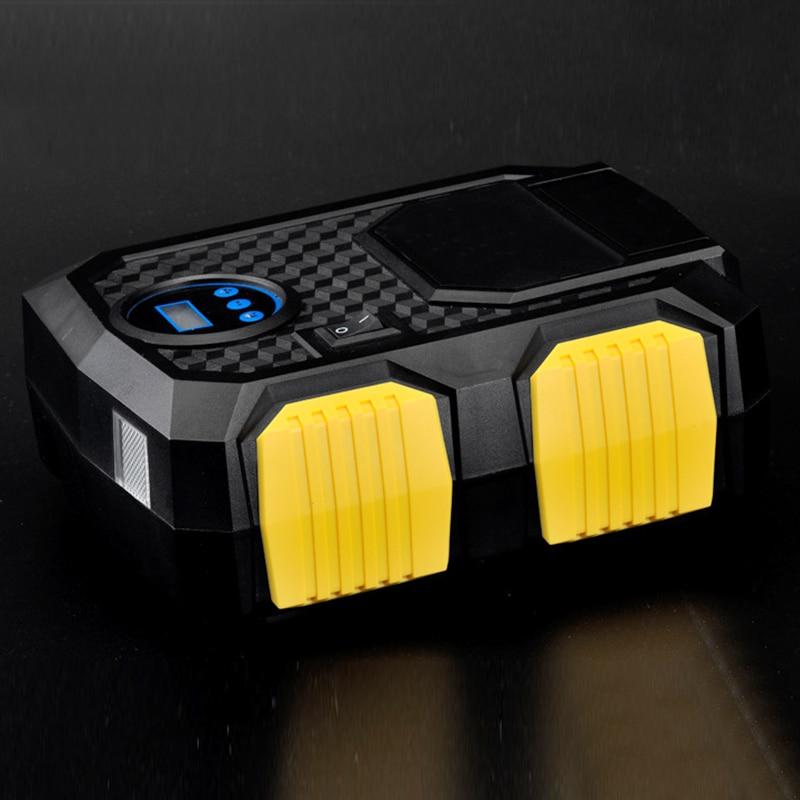 Gonfleur de pneu numérique DC 12 volts