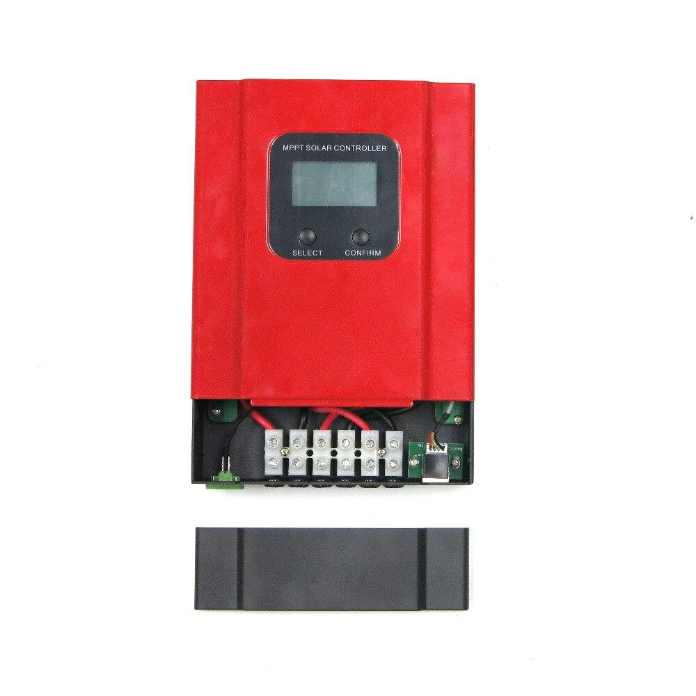 new ESmart3 MPPT 20A 30A 40A Solar Controller 48V/36V/24V/12V Auto Back-light