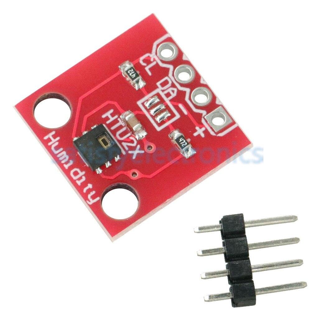 1pcs HTU21D Temperature And Humidity Sensor Module Temperature Sensor Breakout For Arduino