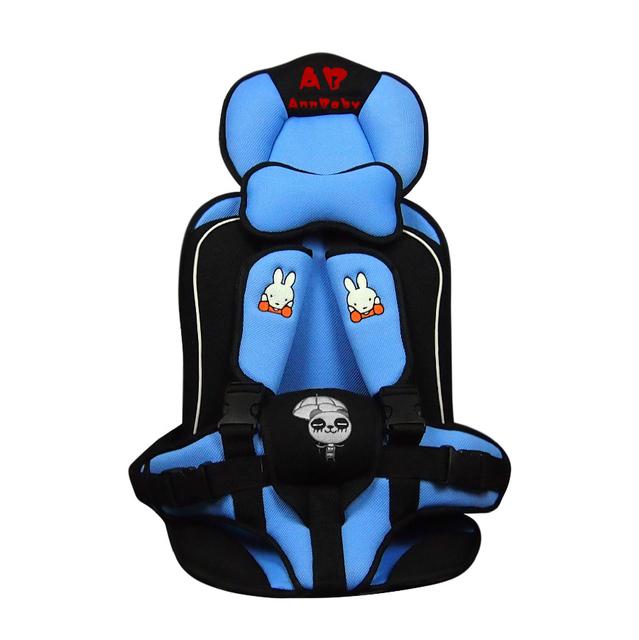 Novo Portátil Do Bebê Do Assento de Carro, assento de Segurança para crianças No Carro, crianças Tampa de Assento Do Carro Para O Bebê de 0-18 KG e 6 Meses-4 Anos de Idade