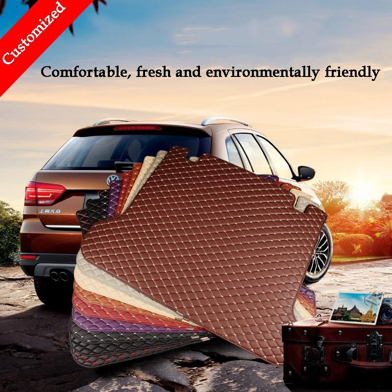 Maßgefertigte Kofferraummatte für den Mazda CX5 Alle Modelle CX-7, CX-9, RX-8, Mazda3 / 5/6/8 März 323 Cargo Liner Auto-Zubehör Auto-Matte