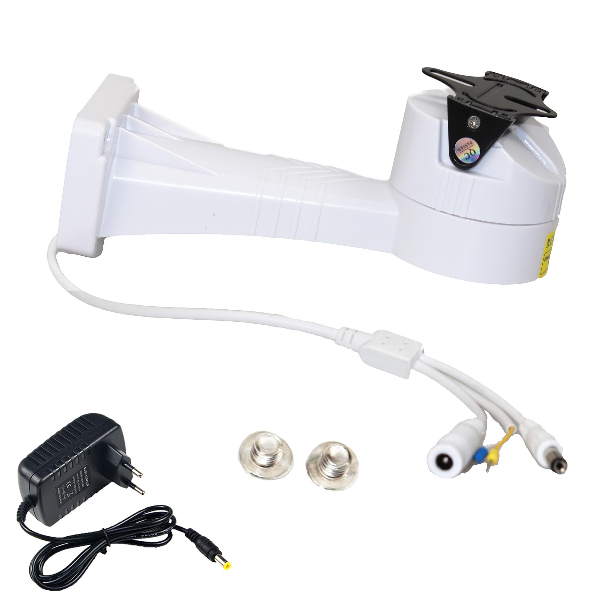 medium resolution of cctv bracket ptz camera holder electric rotation pan tilt rotating wall mount ptz camera rs485 wiring