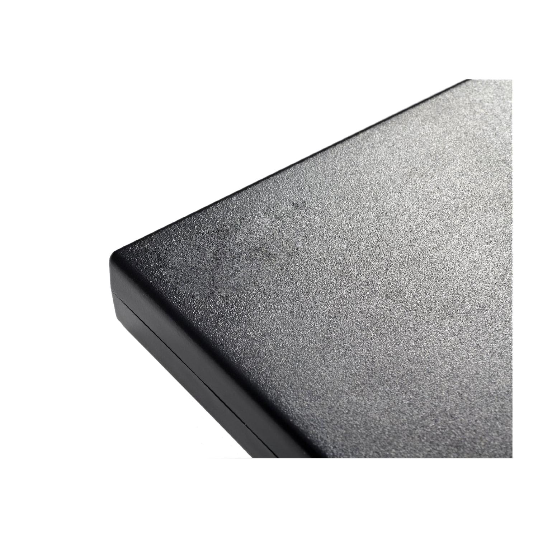 Portable Slim External USB DVDROM DVDRW Burner Writer Optical Drive For Laptop Netbook Notebook PC Black