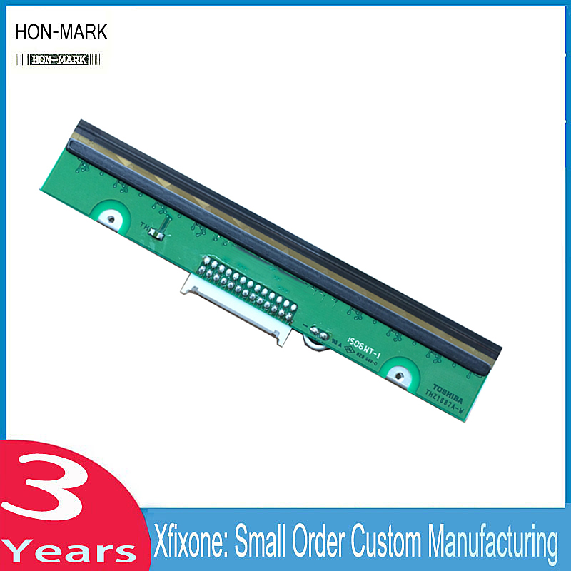HON-MARK Printer Supplies Original Print Head New Printhead For Argox OS-314 Plus OS 314 Plus Thermal barcode label Printer print head new original for zebra s400 200dpi thermal barcode label printer printer part printing accessories printhead 44999m