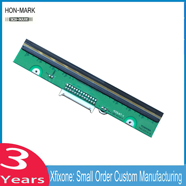 HON-MARK Printer Supplies Original Print Head New Printhead For Argox OS-314 Plus OS 314 Plus Thermal barcode label Printer
