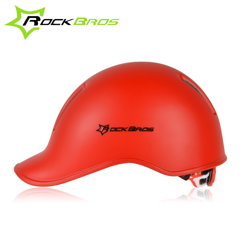ROCKBRYS EBS Bicycle Helmet City Leisure Riding Cycling Helmet 4 Color Sport Accessories Cycling Helmet IN-MOLD Safely Cap TT-13