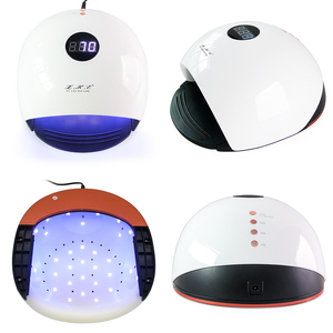 Image 5 - LKE 48W tırnak kurutucu güneş X9 UV lamba 3 zamanlanmış modu ile otomatik algılama tırnak tırnaklar için lamba kurutma oluşturucu jel UV tırnak kurutma makinesi