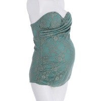 Maternity Bodysuit Lace Jumpsuit One Piece Romper Maternity Photography Costume Photo Prop Clothing for Pregnant Women Underwear