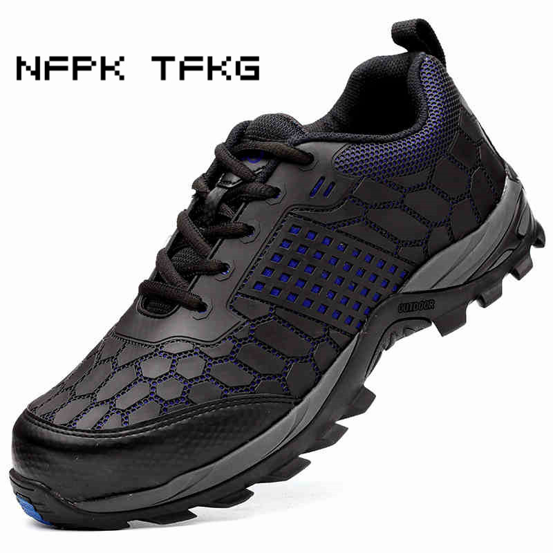 high quality big size men fashion breathable steel toe cap working safety tooling shoes non-slip puncture proof protective boots labour working steel toe cap shoes cover tigergrip visitortg03 rubber non slip safety protection overshoes for man and woman
