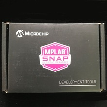 1 pcs x pg164100 하드웨어 디버거 mplab 스냅 개발 보드