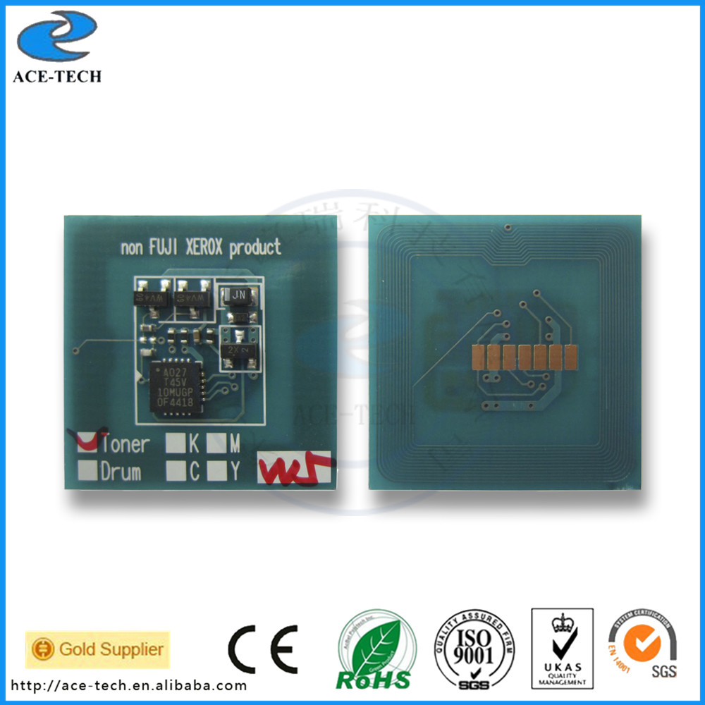 Free shipping toner chip workcentre 7132 7232 7242 reset cartridge color printer laser refill for Xerox 006R01267 006R01318 in Cartridge Chip from Computer Office
