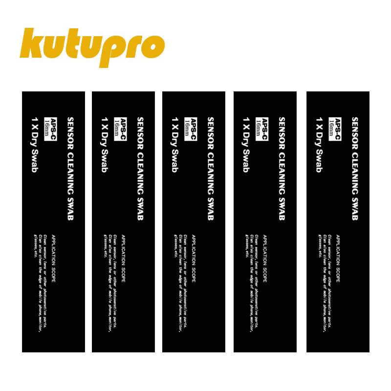6 chiếc Ướt Vệ sinh Cảm Biến CMOS CCD Bụi ĐẦM cho Nikon Máy Ảnh Canon DSLR