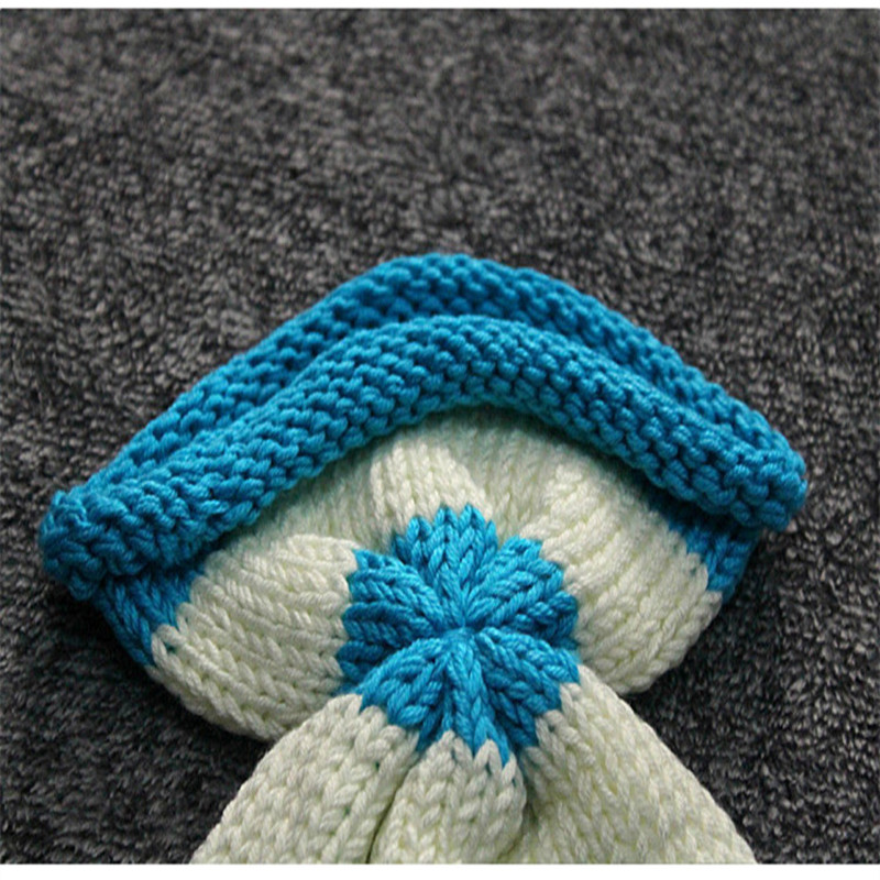 Winter Baby Boy Tops Gebreide Strepen Voor Kleding Peuters