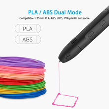QCREATE ABS/PLA 3D Printing Pen