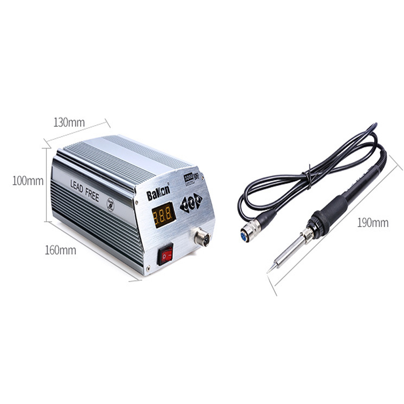 Orginal BK3200 Digital Soldering Station 120W High Frequency Lead Free Anti-static Rework Station for Phone Repair Wleding Tools