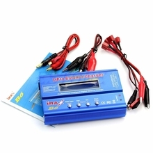New iMAX B6 LCD Screen Digital RC Lipo NiMh Battery Balance Charger Whosale&Dropship