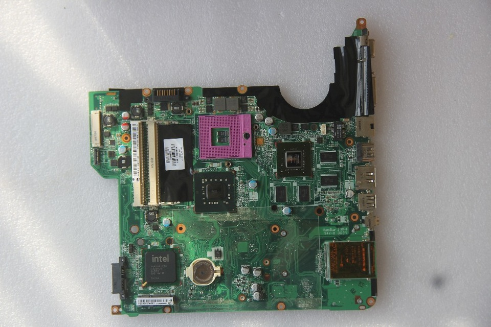 REFIT Laptop mainboard DV5-1000 DV5-1100 DV5 482870-001 Laptop Motherboard,100/% Tested 60 Days Warranty