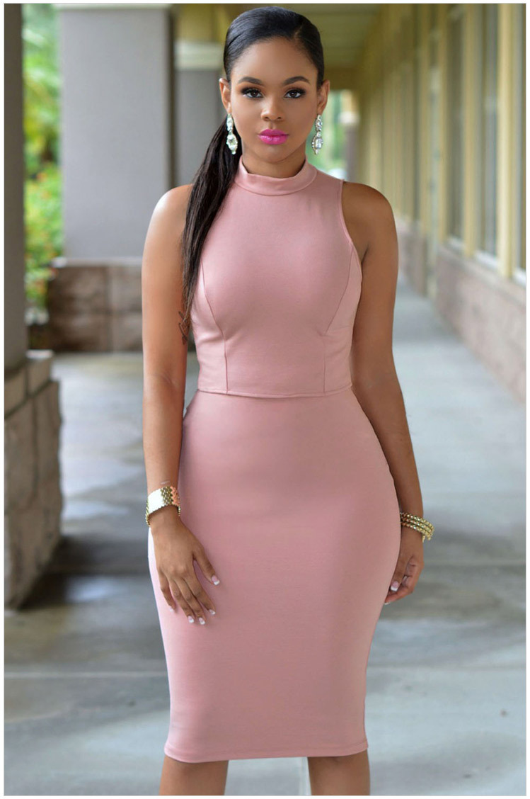 2017 SEXY Halter Pack hip 4XL SOLID TANK BASIC SCOOP NECK RACERBACK RIBBED CASUAL MAXI WOMEN SUMMER Tight DRESS Sleeveless Dress 4