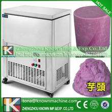 1500W Export EU commercial cube flake ice maker making machine Air-cooling with 25kg frozen liquid dosage by sea