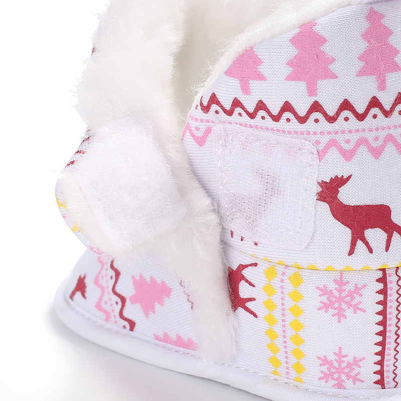 Winter Baby Girl Jongen Laarzen Zuigeling Warme Zachte Bodem - Baby schoentjes - Foto 5