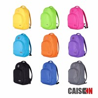 CAISON Backpack Laptop Bag School Rucksack For 14 Inch Case For 13 12 MacBook Pro For