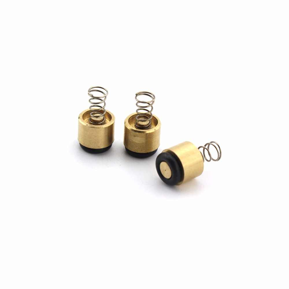 PCP Airsoft Hand Pump High Pressure Air Pump Spare Parts Accessary One Way  Foster Copper 300bar/4500psi Replacement Kit 5PCS/Lot