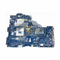 LA-6062P K000104390 płyta główna dla Toshiba Satellite A660 A665 Laptop płyta główna HM55 DDR3 GT330M karta graficzna
