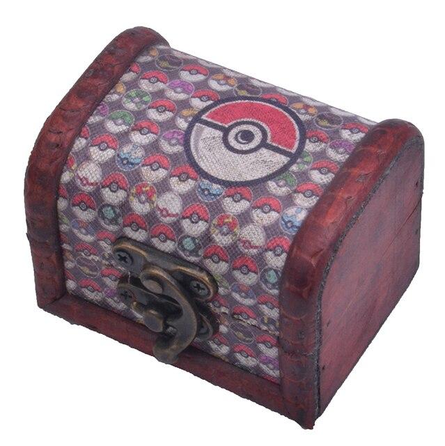 Аниме брошь Pokemon Go Желтая фракция в подарочной коробке 4