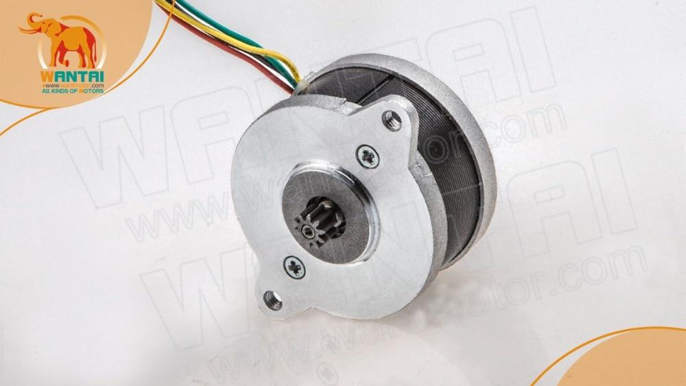 Продажа Wantai 4-Lead 1 pc Nema14 круглый шаговый двигатель 36BYGH218 13N-cm(18oz-in) 1.88A 19mm CE ROHS ISO CNC 3D принтер