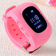 Q50 Good Secure GPS Children Watch Anti-Misplaced SOS Name Location Finder Locator Smartwatch Wristwatch gps tracker for kids