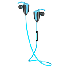Fashion Sports Wireless Bluetooth 4.1 aptx Stereo Earphones H903 waterproof with Microphone support Smart Speech Control Android
